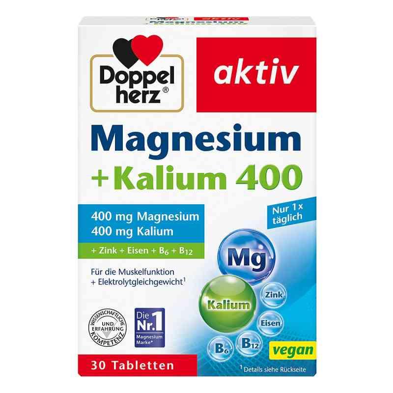 Doppelherz Magnesium + Kalium Tabletten  bei apotheke.at bestellen