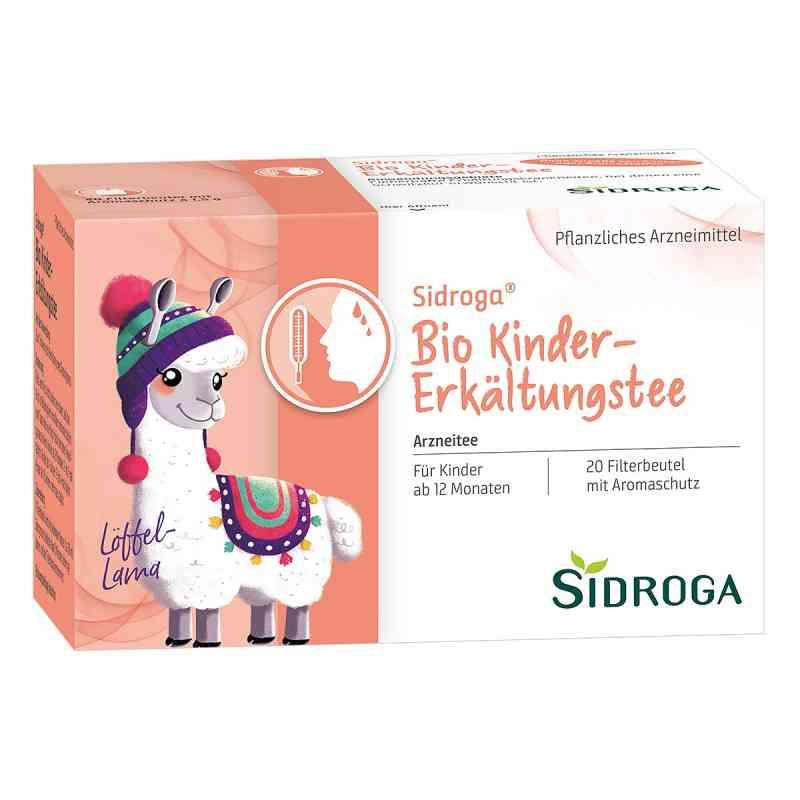 SIDROGA Bio Kinder-Erkältungstee  bei apotheke.at bestellen