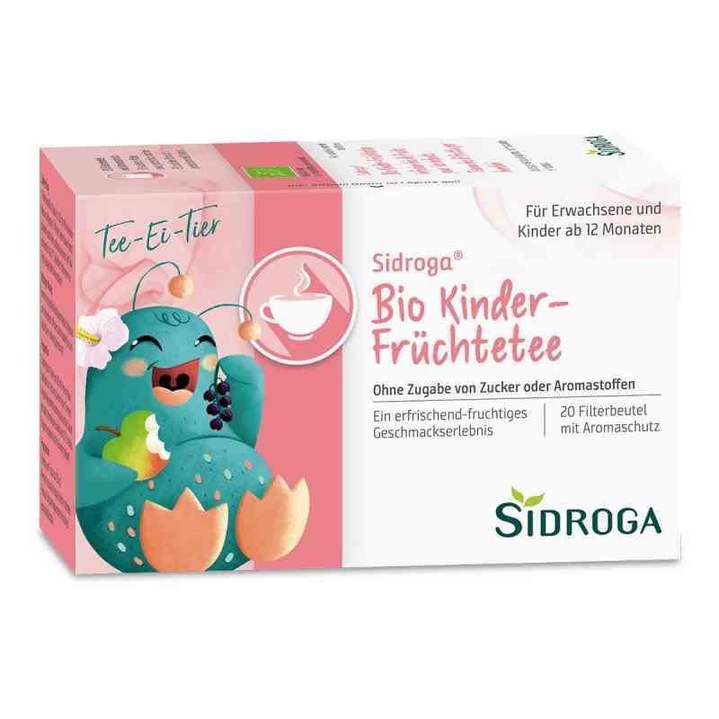 Sidroga Bio Kinder-früchtetee Filterbeutel bei apotheke.at bestellen