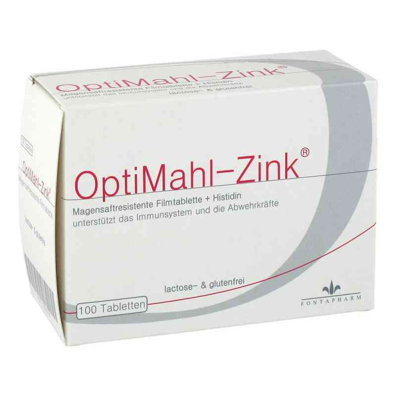 Optimahl Zink 15 mg Tabletten  bei apotheke.at bestellen