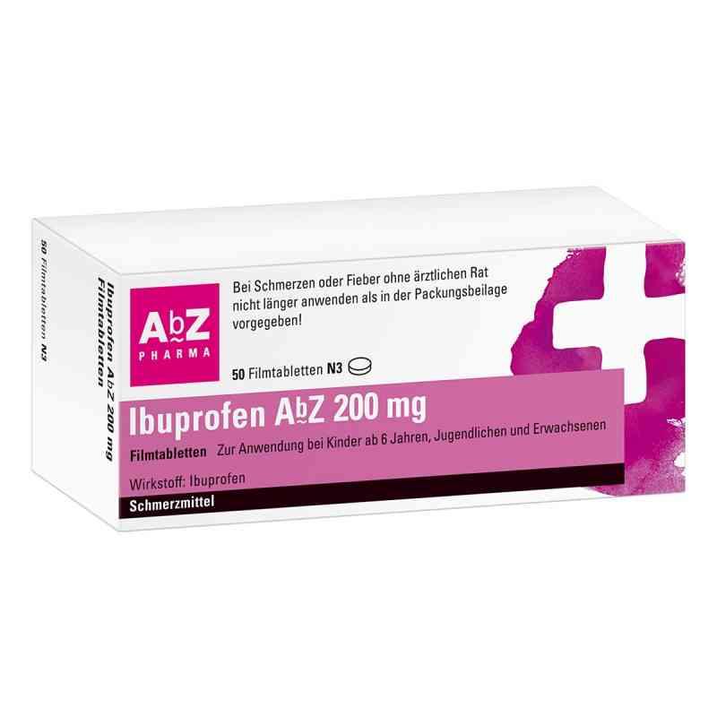 Ibuprofen AbZ 200mg  bei apotheke.at bestellen