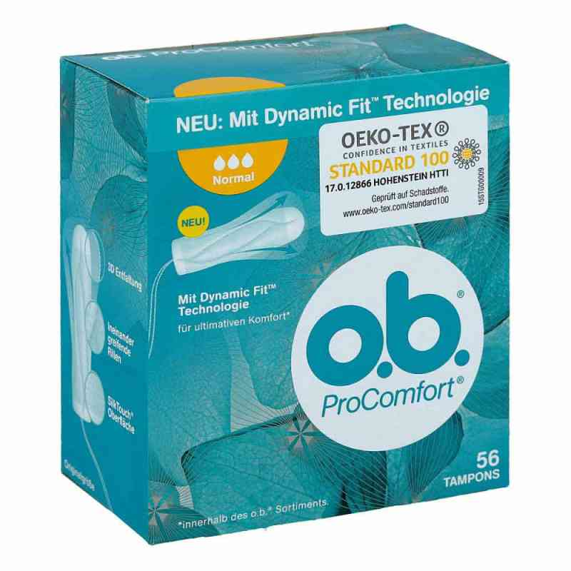 O.b. Tampons Procomfort normal  bei apotheke.at bestellen
