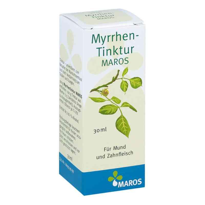 Myrrhentinktur MAROS  bei apotheke.at bestellen