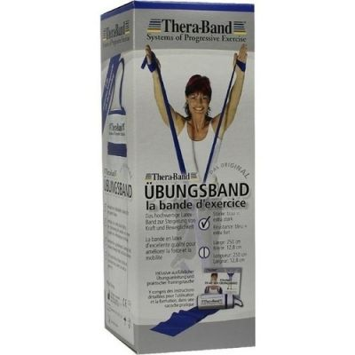 Thera Band 2,50m blau extra stark  bei apotheke.at bestellen