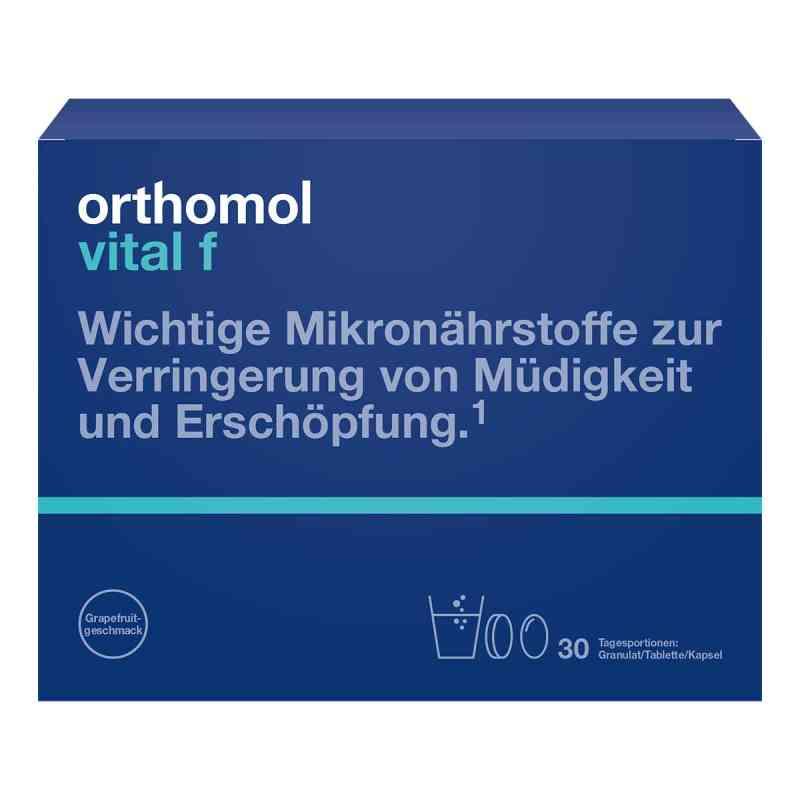 Orthomol Vital F Grapefruit Granulat/kaps.  bei apotheke.at bestellen