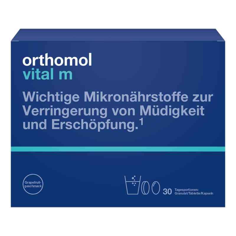 Orthomol Vital M Grapefruit Granulat/kaps. bei apotheke.at bestellen
