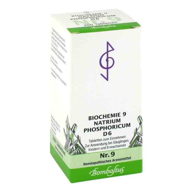 Biochemie 9 Natrium phosphoricum D 6 Tabletten  bei apotheke.at bestellen