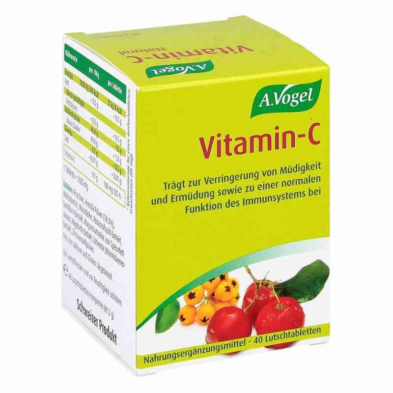Vitamin C A. Vogel Lutschtabletten  bei apotheke.at bestellen