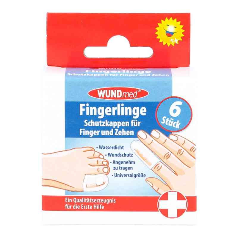Fingerlinge Schutzkappen für Finger und Zehen  bei apotheke.at bestellen