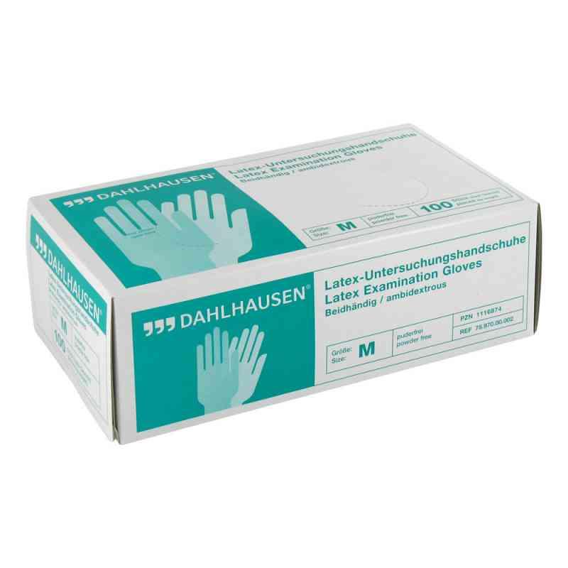 Handschuhe Latex ungepudert Größe m  bei apotheke.at bestellen