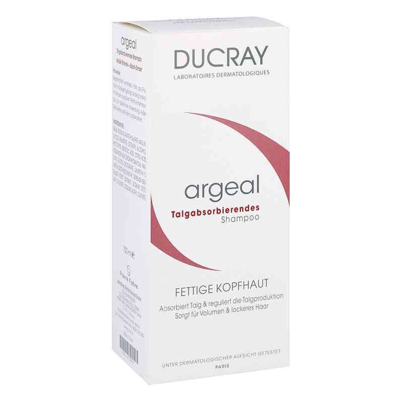 Ducray Argeal Shampoo gegen fettiges Haar bei apotheke.at bestellen