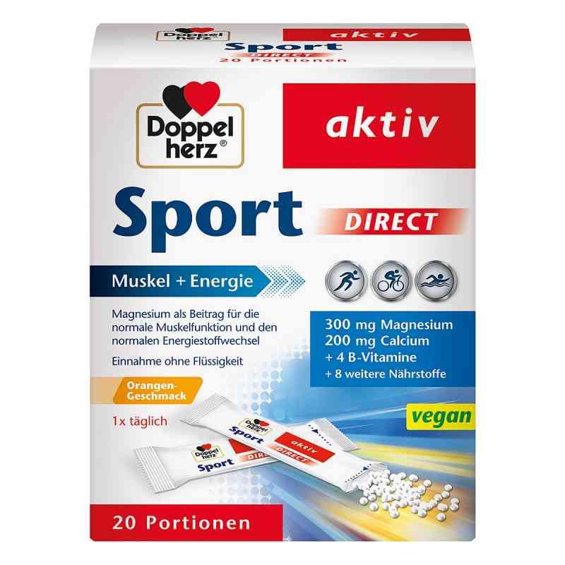 Doppelherz Sport direct Vitamine+mineralien  bei apotheke.at bestellen