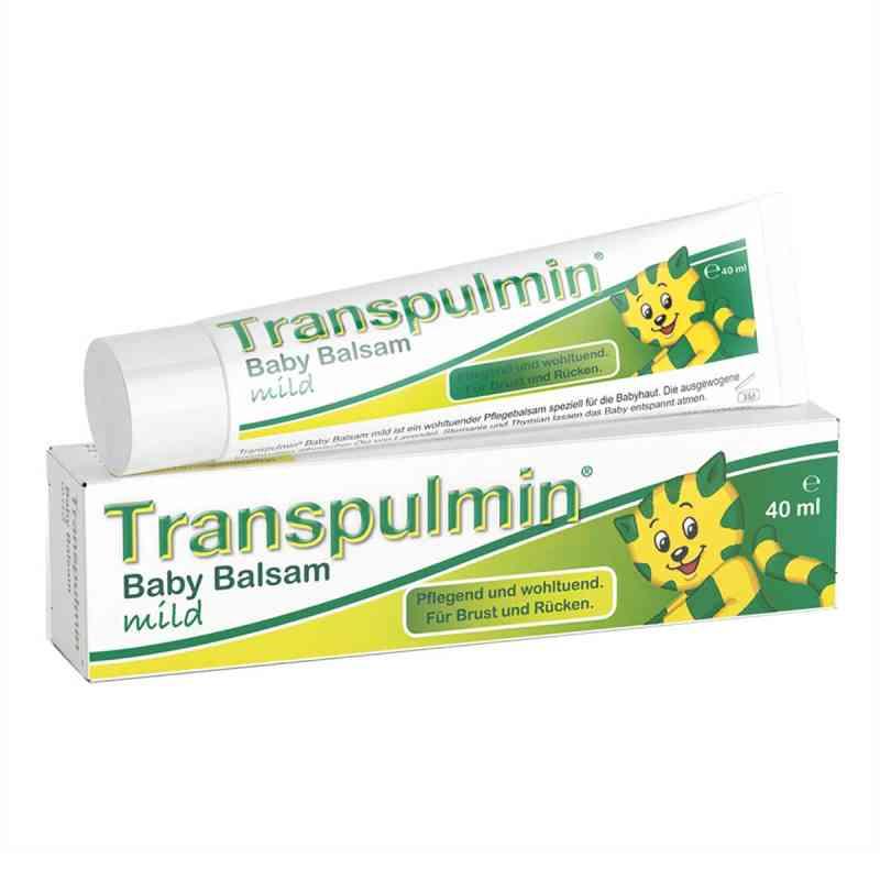 Transpulmin Baby Balsam mild bei apotheke.at bestellen