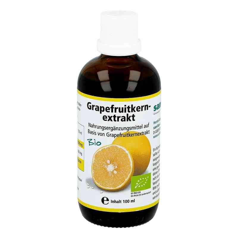 Grapefruit Kern Extrakt Bio Lösung  bei apotheke.at bestellen