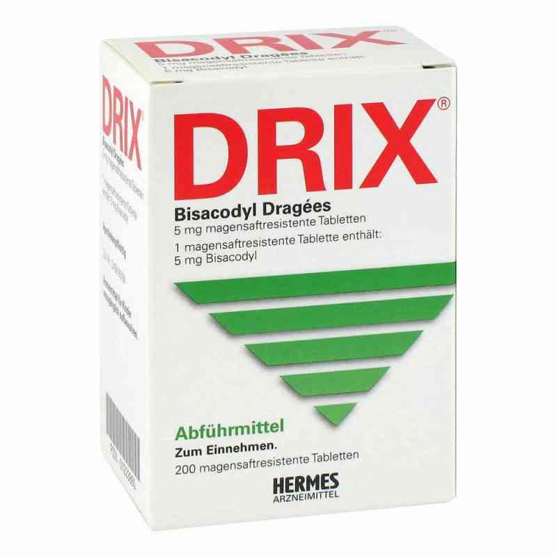 Drix Bisacodyl-Dragees bei apotheke.at bestellen