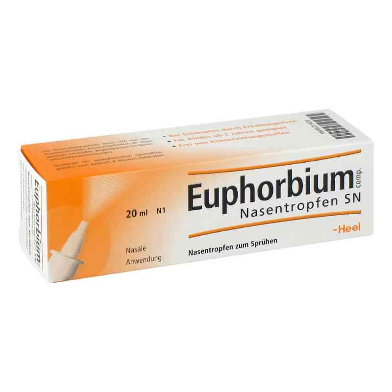 Euphorbium Compositum Nasentr.sn Nasendosierspray bei apotheke.at bestellen