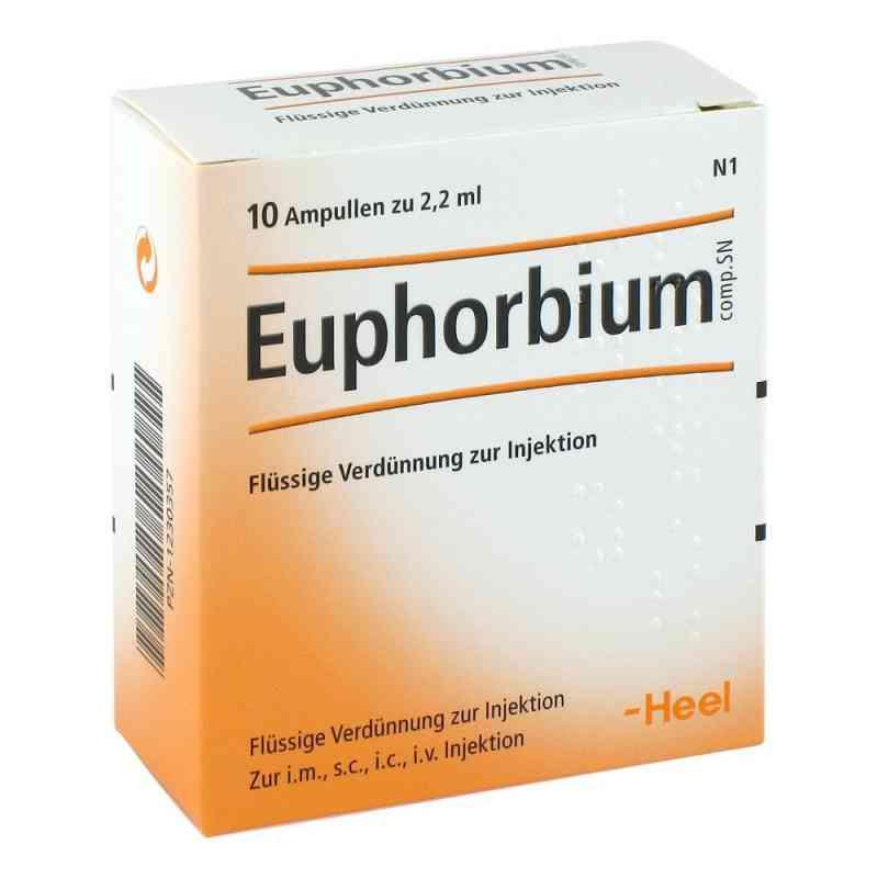 Euphorbium Compositum Sn Ampullen bei apotheke.at bestellen