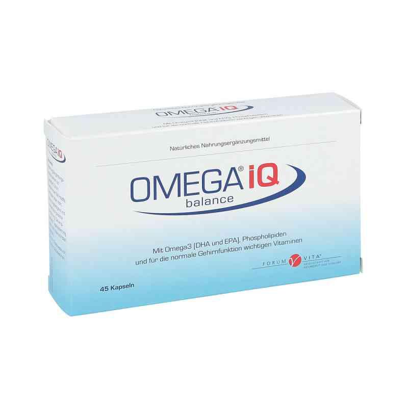 Omega Iq Kapseln  bei apotheke.at bestellen