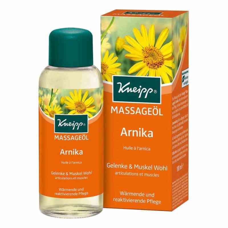 Kneipp Massageöl Arnika  bei apotheke.at bestellen