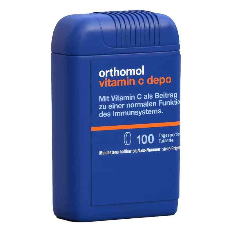 Orthomol Vitamin C Depo Tabletten  bei apotheke.at bestellen