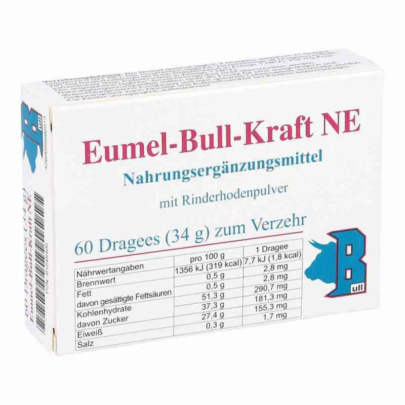 Eumel Bull Kraft Ne Dragees  bei apotheke.at bestellen