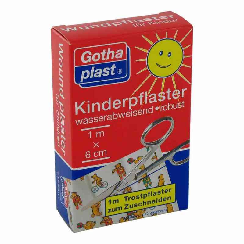 Gothaplast Kinderpflaster 6 cmx1 m  bei apotheke.at bestellen