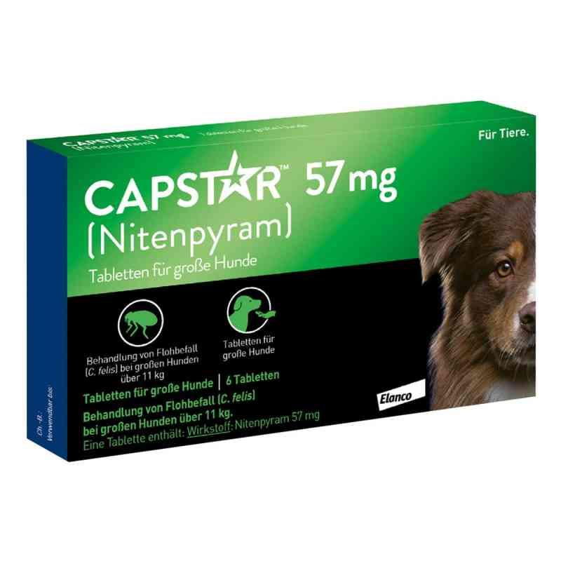 Capstar 57 mg Tabletten für grosse Hunde bei apotheke.at bestellen