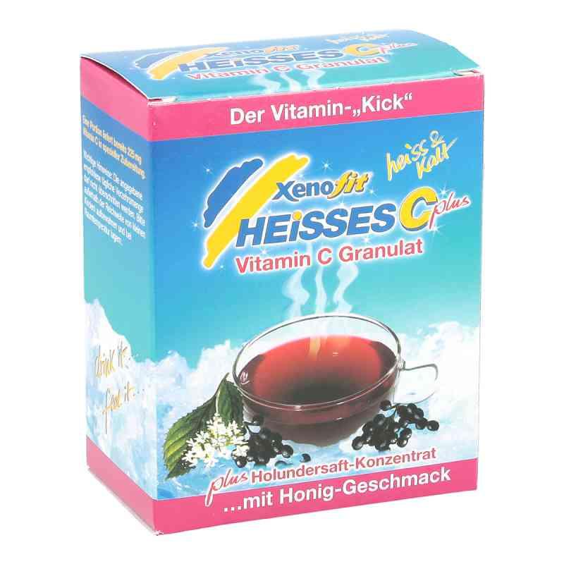 Xenofit Heisses C plus Holunderextrakt Beutel   bei apotheke.at bestellen
