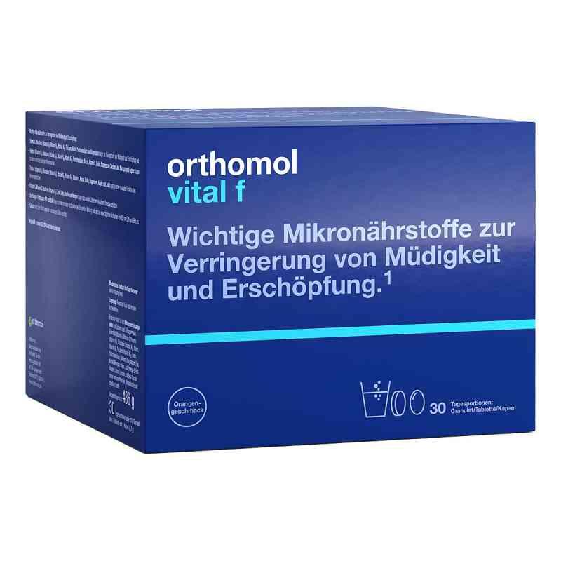 Orthomol Vital F 30 Granulat/kaps.kombipackung bei apotheke.at bestellen