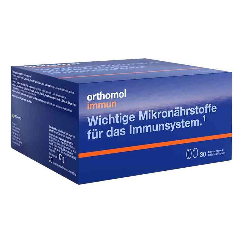 Orthomol Immun 30 Tabletten /kaps.kombipackung bei apotheke.at bestellen
