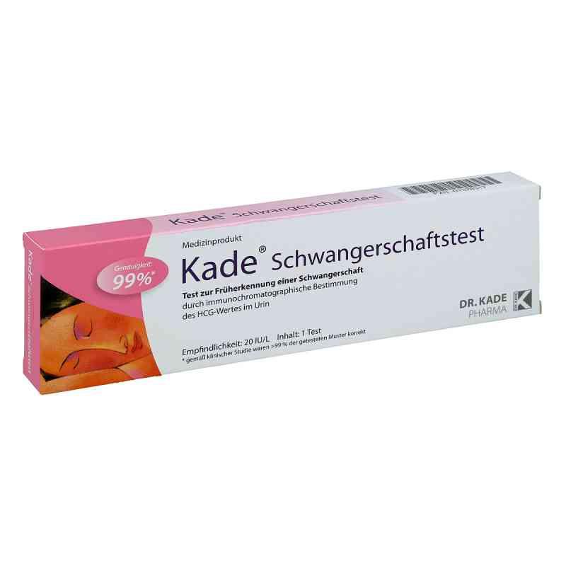 Kade Schwangerschaftstest  bei apotheke.at bestellen