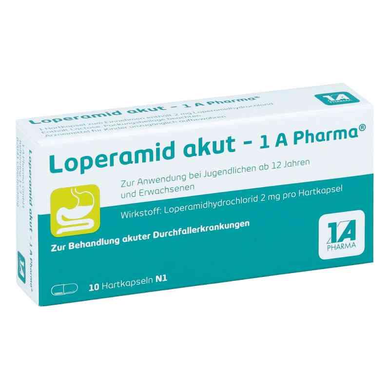 Loperamid akut-1A Pharma  bei apotheke.at bestellen