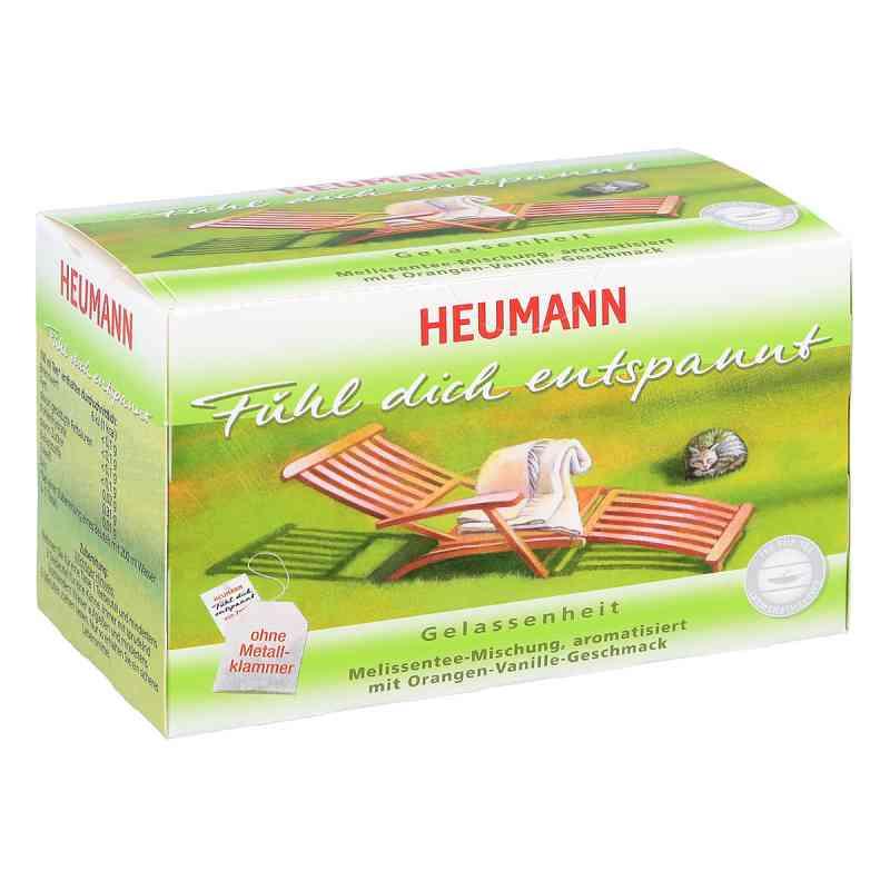 Heumann Tee fühl dich entspannt Beutel  bei apotheke.at bestellen
