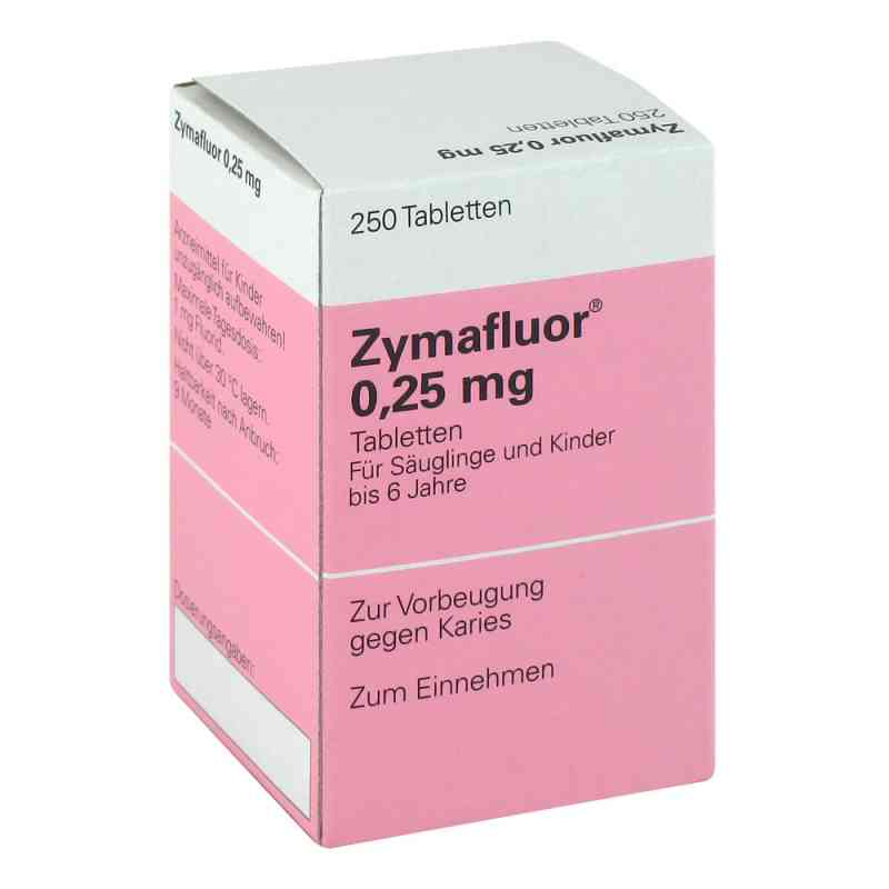 Zymafluor 0,25mg bei apotheke.at bestellen