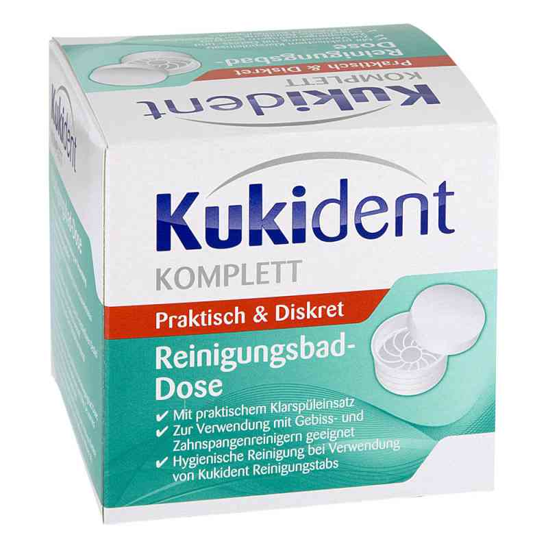 Kukident Bad-dose weiss bei apotheke.at bestellen