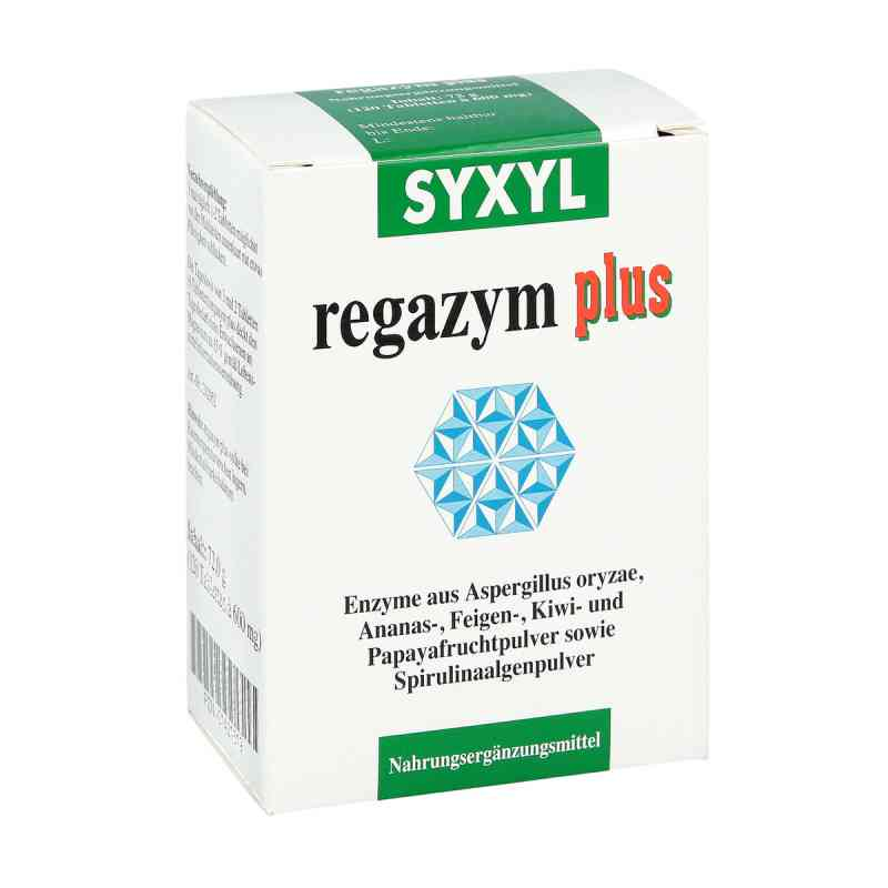 Regazym Plus Syxyl Tabletten bei apotheke.at bestellen