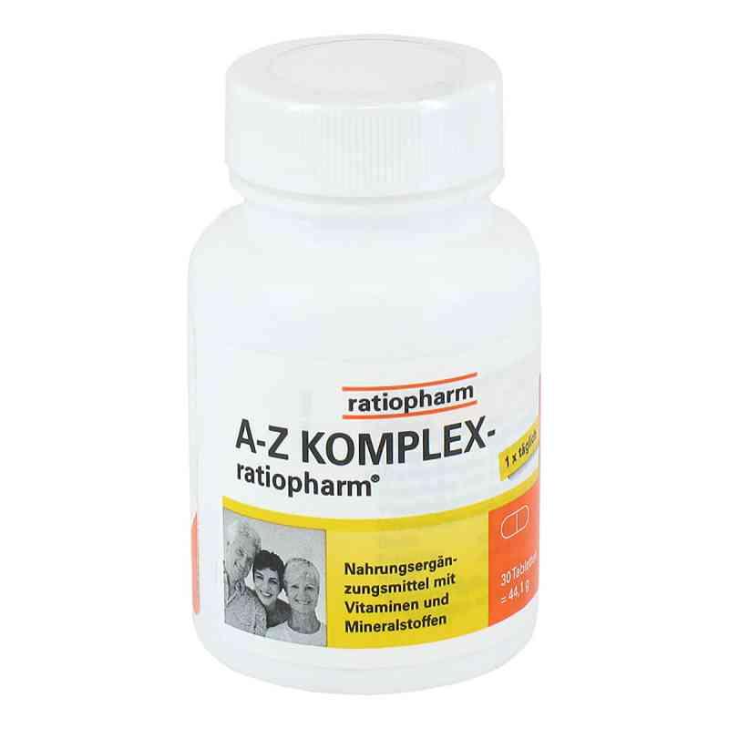 A-z Komplex ratiopharm Tabletten bei apotheke.at bestellen