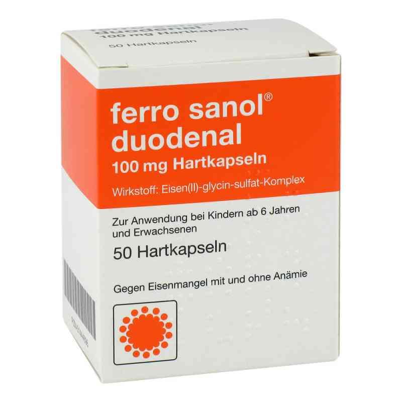 Ferro sanol duodenal 100mg  bei apotheke.at bestellen