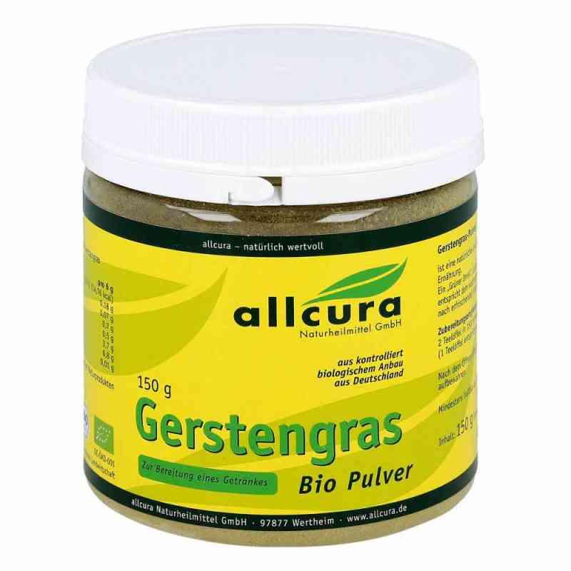 Gerstengras Pulver kbA  bei apotheke.at bestellen