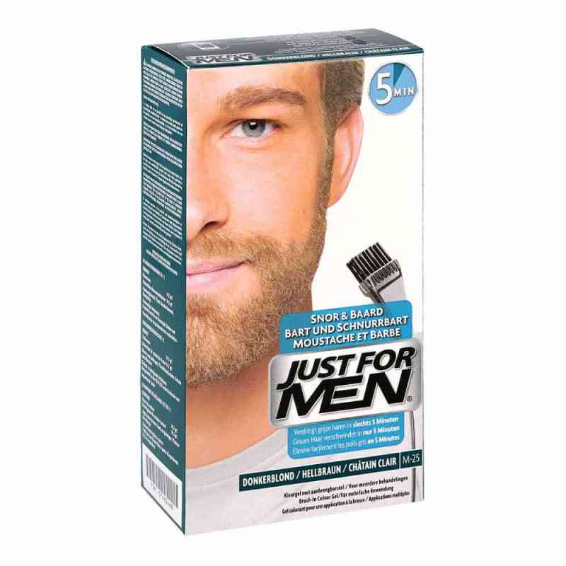 Just for men Brush in Color Gel hellbraun  bei apotheke.at bestellen