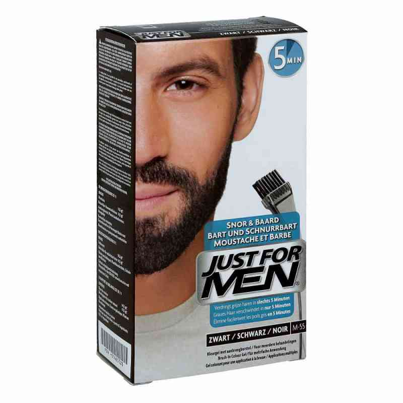 Just for men Brush in Color Gel schwarz  bei apotheke.at bestellen