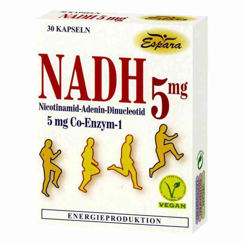 Nadh 5 mg Kapseln  bei apotheke.at bestellen
