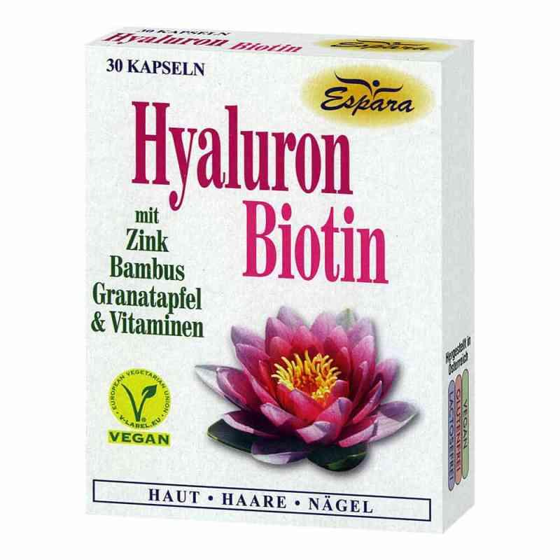 Hyaluron Biotin Kapseln  bei apotheke.at bestellen