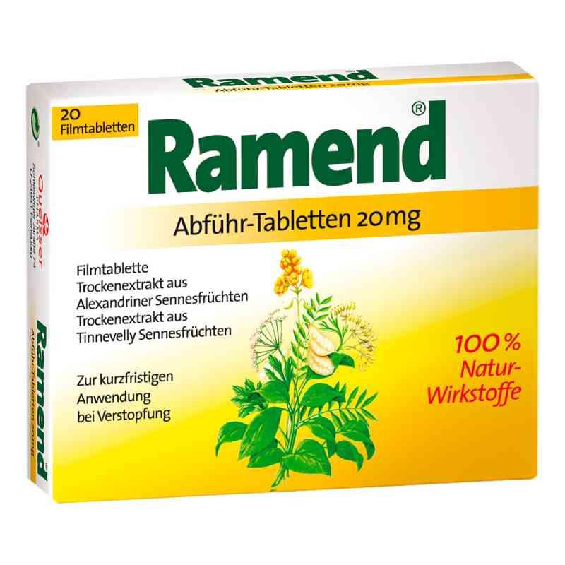 Ramend Abführ-Tabletten 20mg bei apotheke.at bestellen
