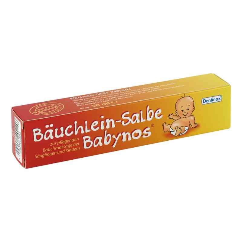 Bäuchlein Salbe Babynos bei apotheke.at bestellen