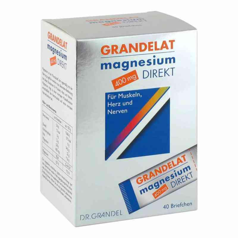 Magnesium Direkt 400 mg Grandelat Pulver bei apotheke.at bestellen