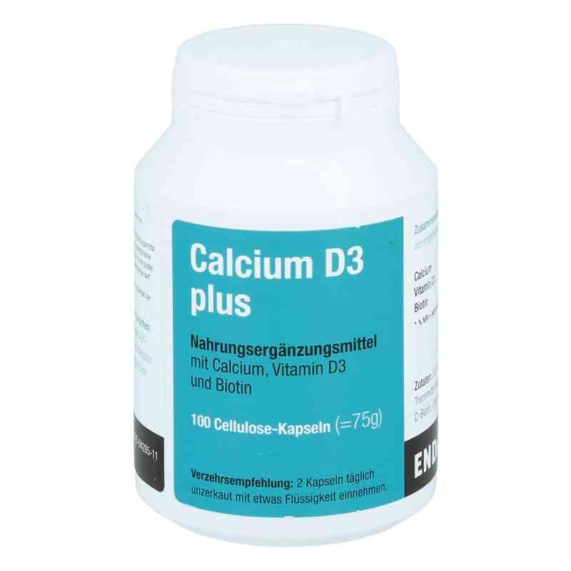 Calcium D3 Plus Kapseln  bei apotheke.at bestellen