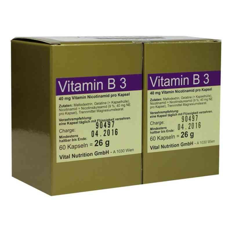 Vitamin B3 Kapseln  bei apotheke.at bestellen
