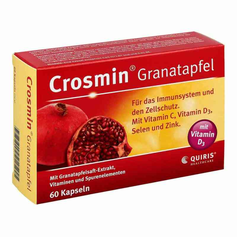 Crosmin Granatapfel Kapseln bei apotheke.at bestellen
