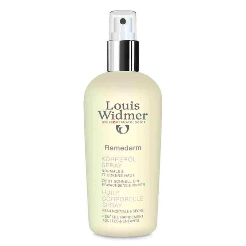 Widmer Remederm Körperöl Spray leicht parfüm.  bei apotheke.at bestellen